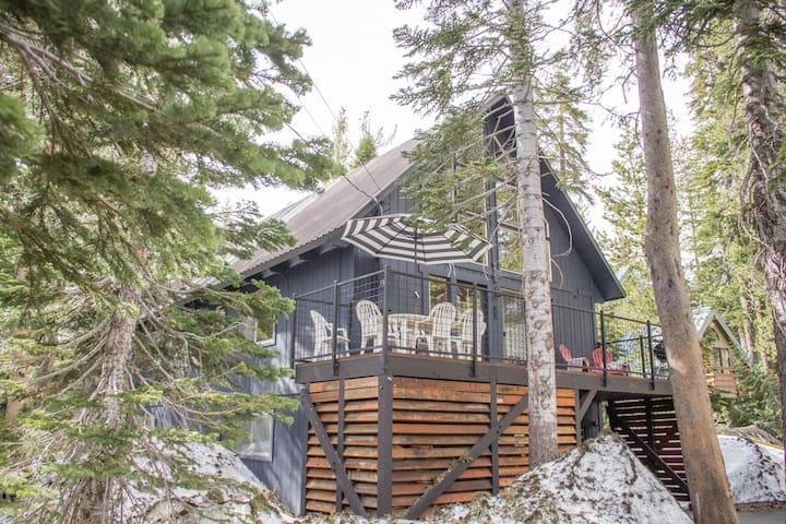 Mountain Escape - a true Serene Retreat