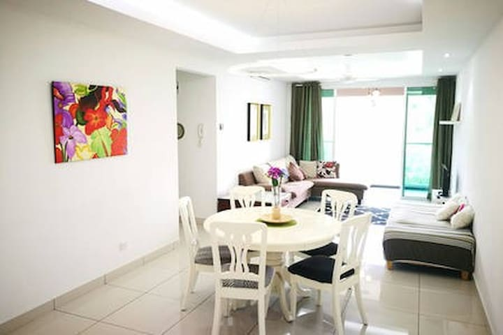 T2-9-3A , Cozy & Relax Apartment at Puchong