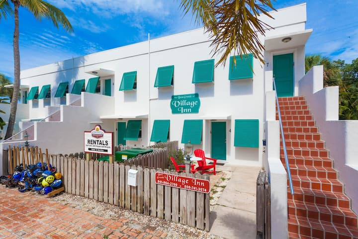 Historic Boca Grande: 2 Bedroom Flat:#6 Special Rt