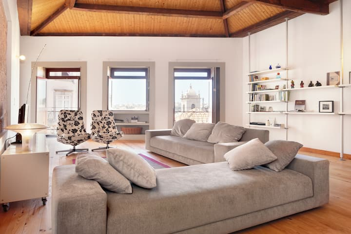 Charming loft at the historical center