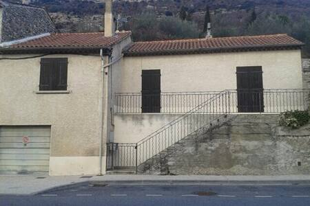 Maison a Sahune près du Mt Ventoux - Sahune