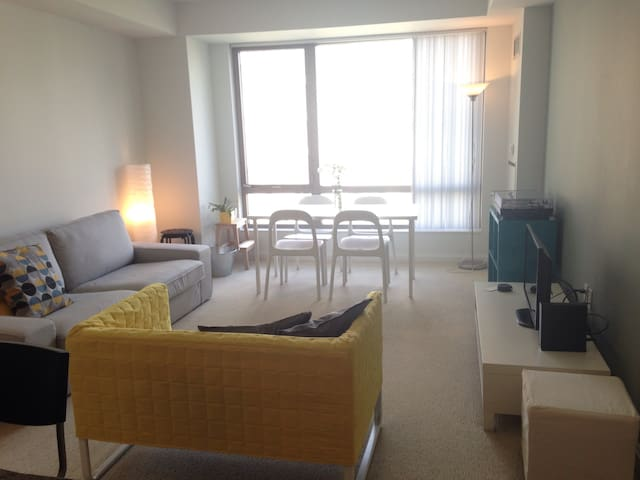 1 Bedroom+HomeOffice in Kendall Sq - Cambridge - Apartment