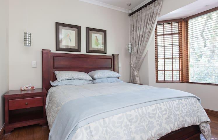 Tranquil Garden Suites - Sandton - Ev