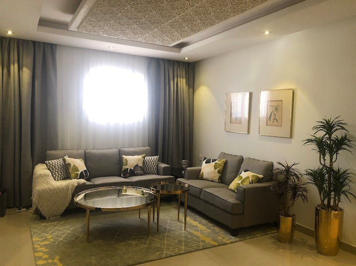 Cosy apartment in northern Riyadh