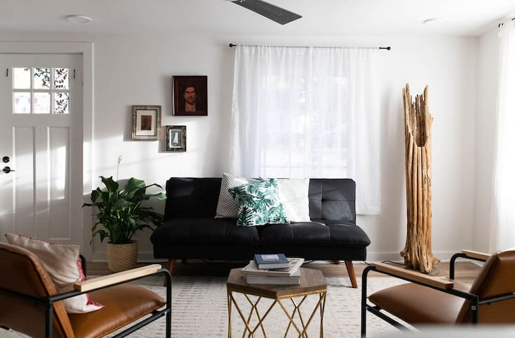 Modern Boho Scandinavian Style Home