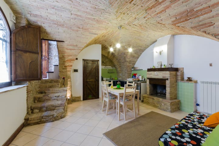 Charming house in Lanciano - Lanciano - Rumah