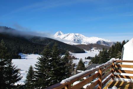 Chalet Montagne Lac de Payolle - 1/8 pers.