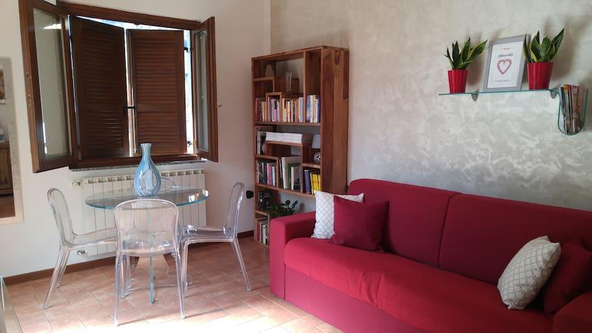 """Apartment """"La Valle dei Segni"""""""