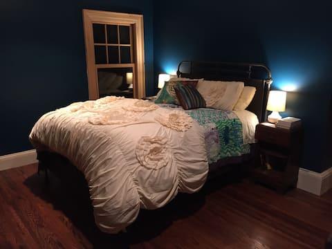 Tranquil Room Near Belle Isle