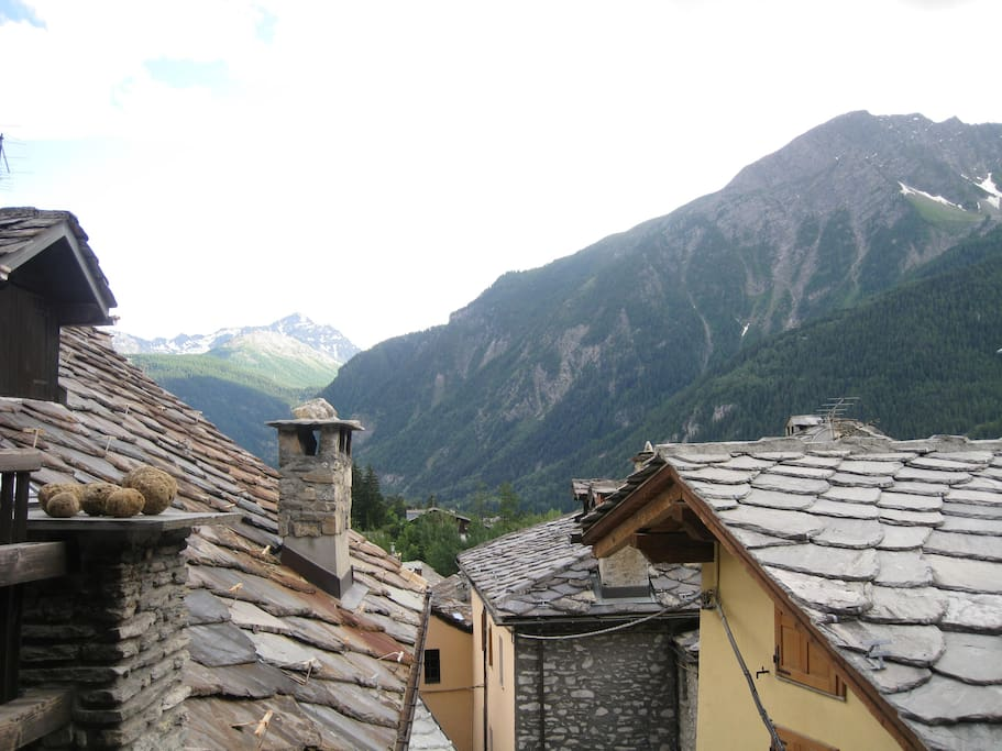 la baita la saxe courmayeur apartments for rent in