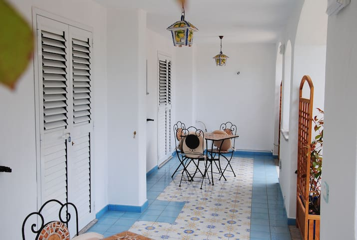 NEW DOUBLE ROOM IN MARATEA! - Maratea - วิลล่า