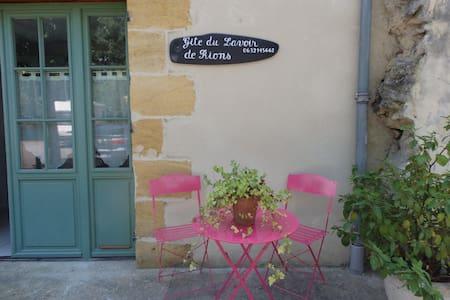 Gîte du Lavoir 3 * près de Bordeaux - Rions - Hus
