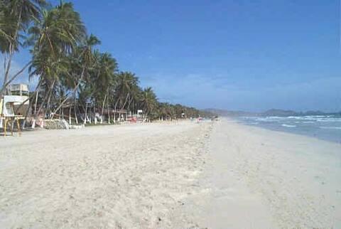Walk to Playa El Agua