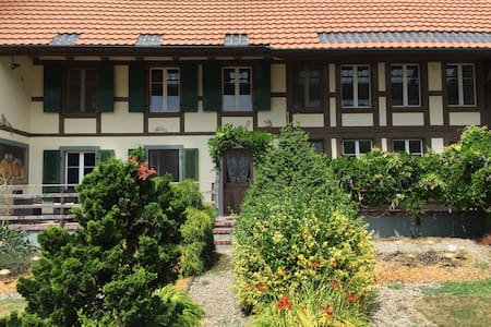 Apartament dans une ferme rénovée - Gals
