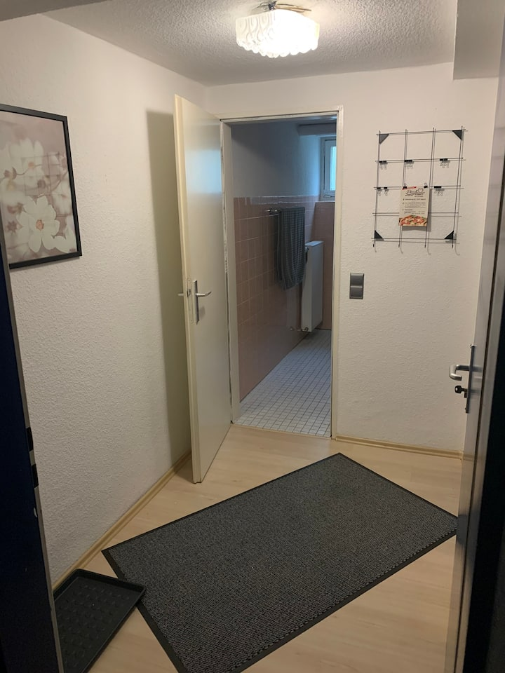 kleines Apartment in Ergste