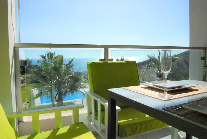 Vista Bahia Costa del Sol En Suite - Rincón de la Victoria - Apartamento