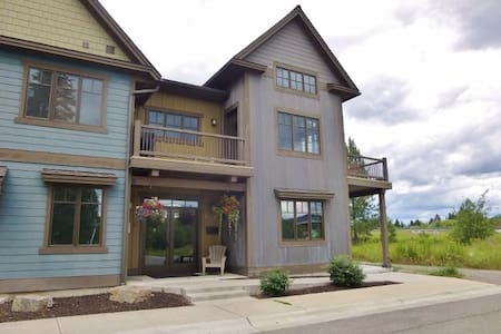 Condo in the heart of Whitefish - Συγκρότημα κατοικιών