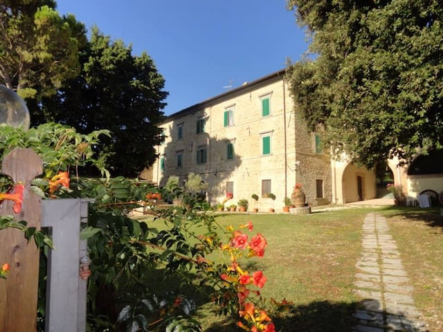 Umbria countryside - Gualdo Cattaneo - Appartement
