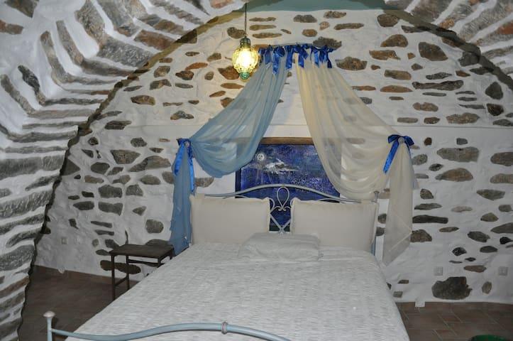 Apartment - Amorgos - Haus
