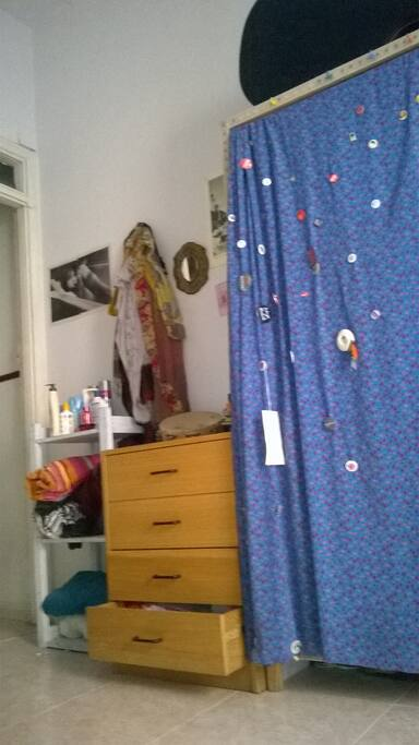 Bedroom -wardrobe, storage