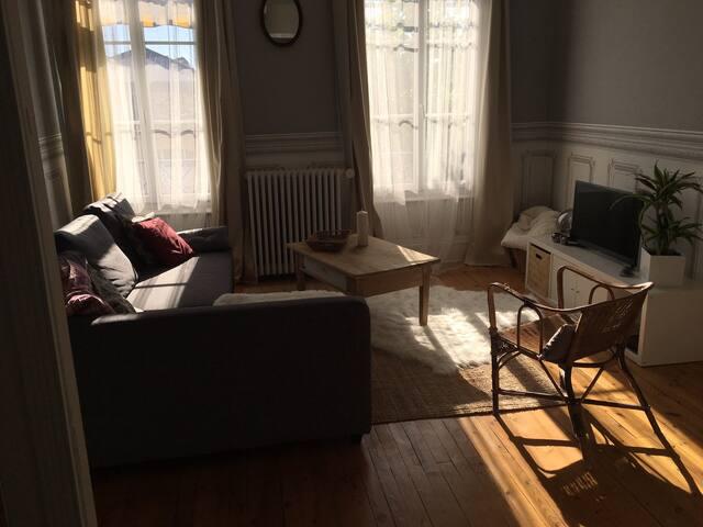 Appartement au centre de Vichy
