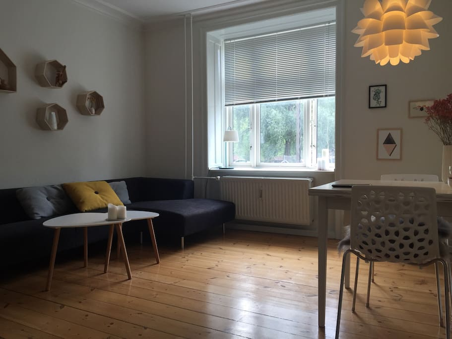 Nice sunny livingroom
