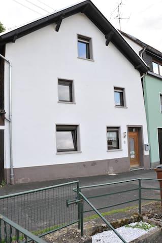 Ferien-Winzerhaus - Burgen - House