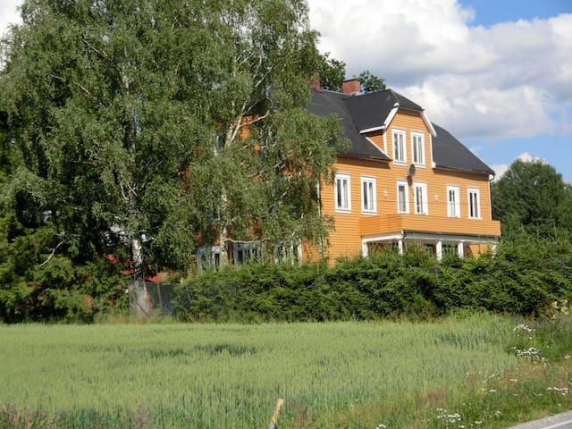 Gjølstad skole - Rakkestad - House