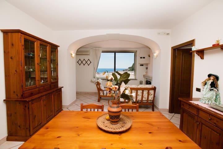 Casa Ferrigno - Vacation House FREE Wi-Fi - Maiori - Dom