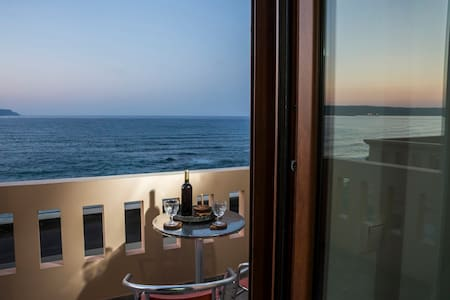 PORTO KALYVES hotel seaside apts