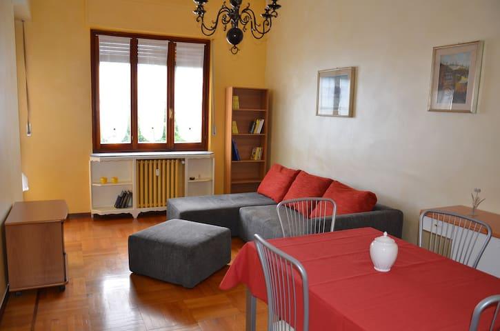 Ampio appartamento tranquillo in centro - Cuneo - Appartement