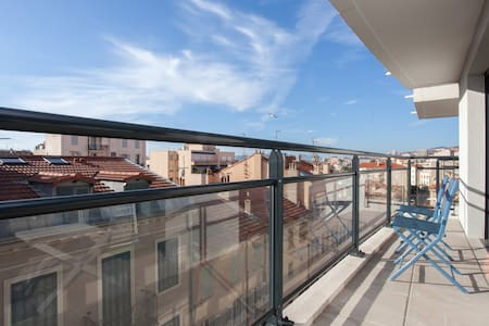 Modern Cannes apartment close to all amenities - Cannes
