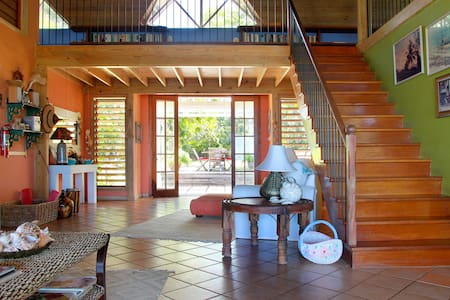 Rock Hill Villa, Silver Sands - Duncans - 別荘