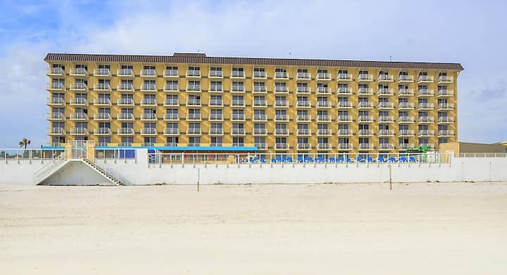 Ormond Beach Resort 2 Bedroom Oceanfront Villa