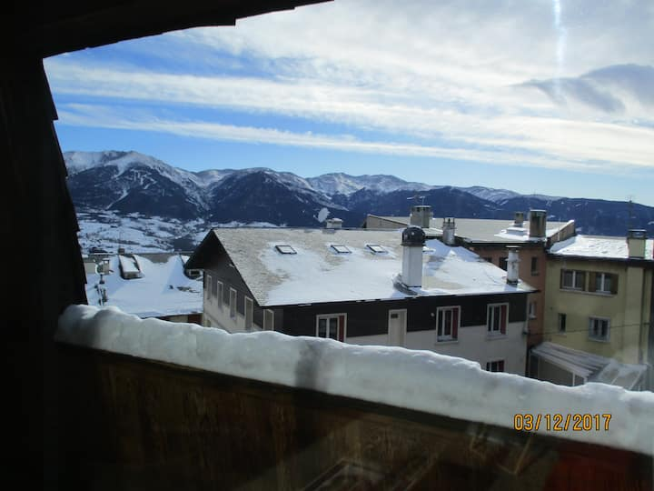 Apartment in Font-Romeu, near ski elevators