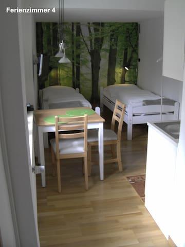 Ferienzimmer 4 Ahrensburg - Ahrensburg - Leilighet