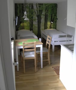 Ferienzimmer 4 Ahrensburg - Apartment
