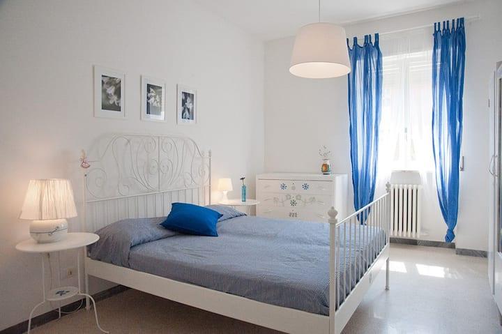 b&b Alcione - Blue room