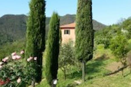 Casale nell'entroterra delle 5Terre - Pignone