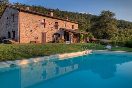 Casale San Bartolomeo 2....Umbria - San Venanzo (Terni)