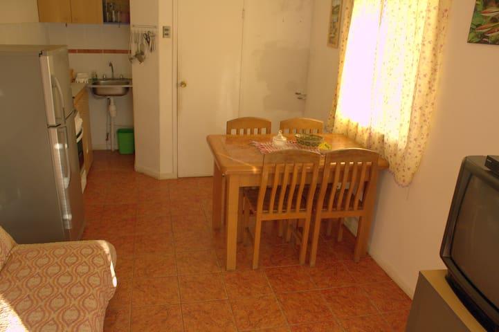 Apartamento hasta 5 personas