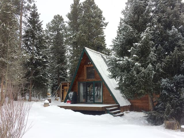 Blue River A-Frame Mountain Getaway - Blue River - Casa