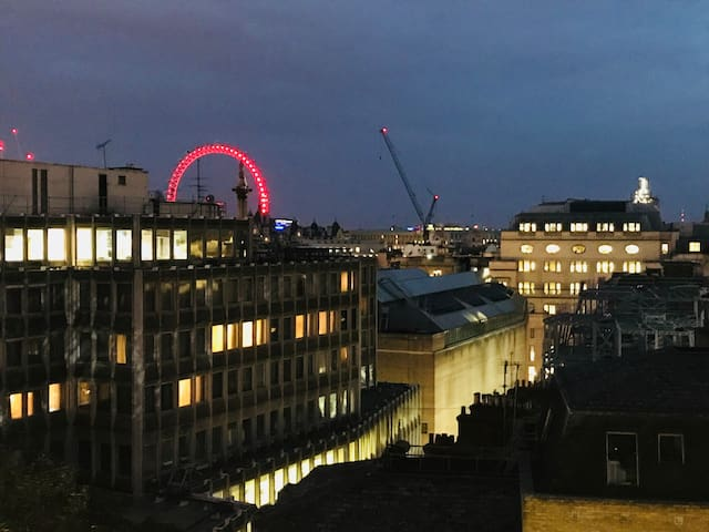 London Regent Apartment in Piccadilly Circus