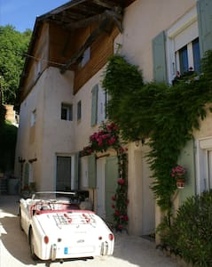Le Relais Saillandous- Minérale - Le Gua - Bed & Breakfast