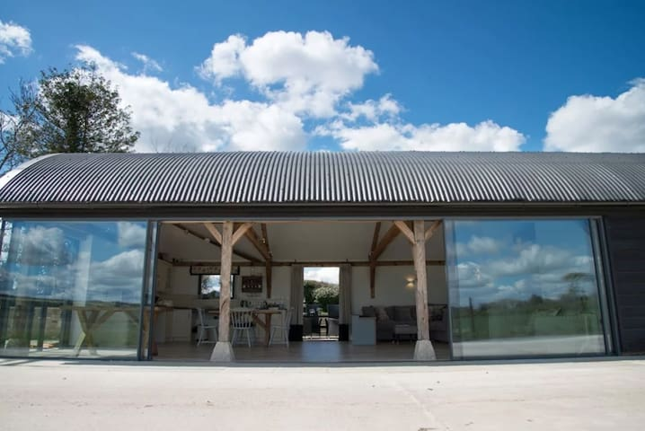 Fully accessible barn conversion in the country