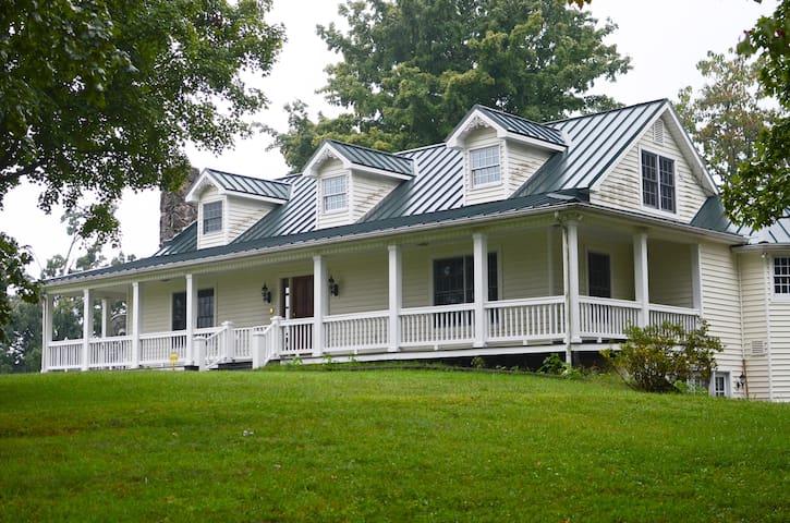 Beautiful 34 Acre farm & farmhouse