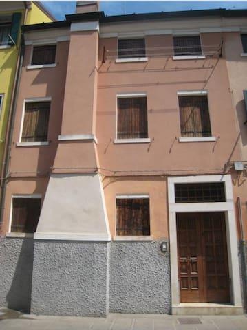 Casa Nono - Chioggia - Hus