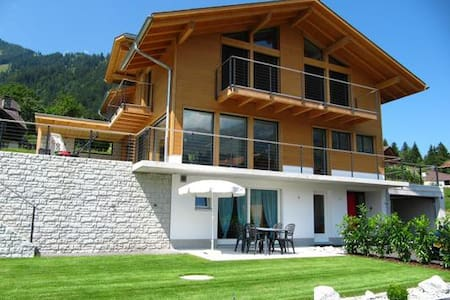 Chalet Swiss - Apartment