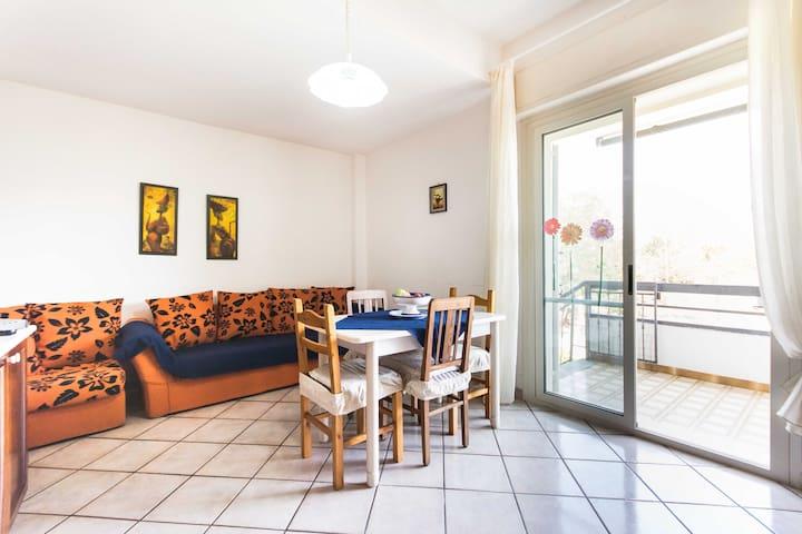 VillaAnna Formia sea primo piano - Formia - Appartement