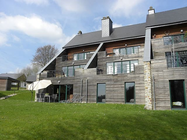 Un séjour au sommet de la Belgique - Waimes - Apartemen